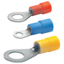 Cable connections, insulated and non insulated