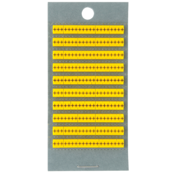 Identification rings, numbers