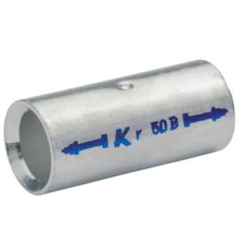 Butt connectors, blue connection®, Cu