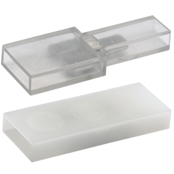 Elastik-Leitungsverteiler, Steckerbreite 6,3 mm