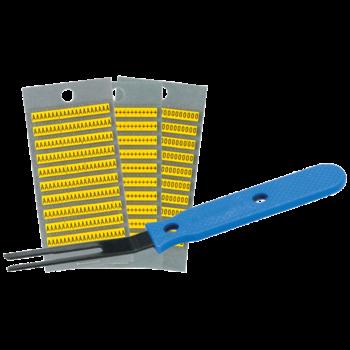 A 300 Insert fork for identification rings