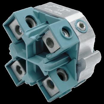 Kabelabzweig-Schraubklemmringe, Vierleiterkabel, für Hauptleiter 70 - 185 mm²