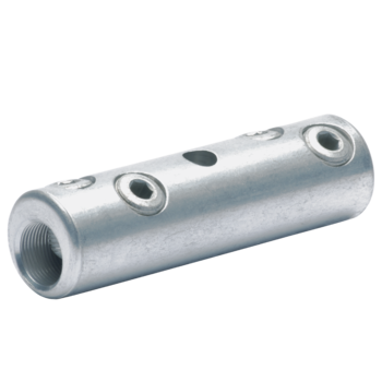 Screw connector with 4 screws