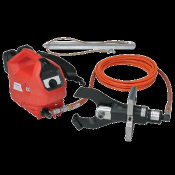 ASSG Akkuhydraulische Sicherheitsschneidgeräte bis max. Ø 120 mm