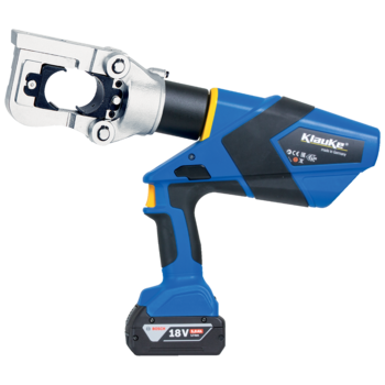 EK 120 UNV Battery powered hydraulic universal tool 10 - 400 mm²