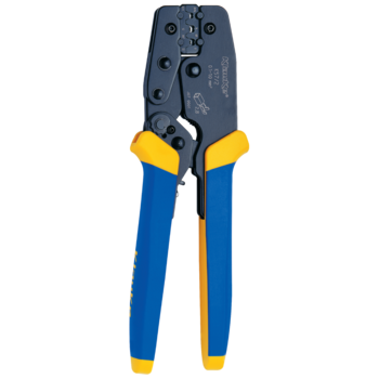 K 57/2 Crimping tool for non-insulated tabs and receptacles 2.8 mm; 0.1 - 1 mm²