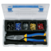 L-BOXX from plastic with crimping tool and insl. cable end-sleeves 1.5-10 mm²