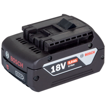 RAL B2 EU Bosch battery 18 V / 5.0 Ah, Li-Ion