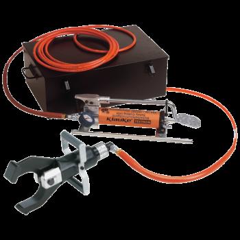SSG Hydraulische Sicherheitsschneidgeräte mit Fußpumpe bis max. 105 mm Ø