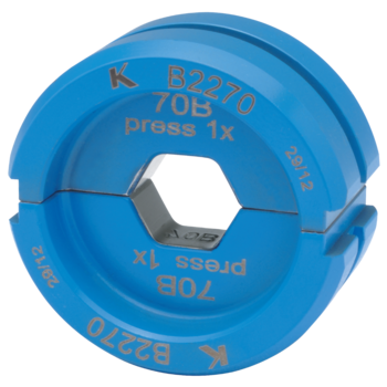 Crimping dies, blue connection® B 22