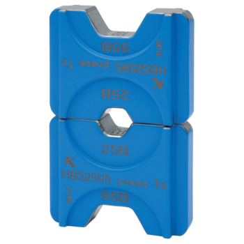 Crimping dies, blue connection® HB 5