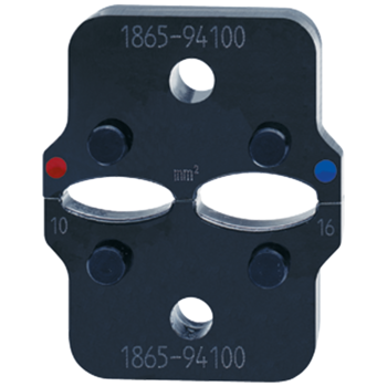 Crimping dies IS 50, single crimping