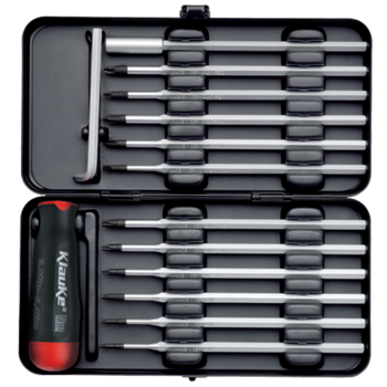 Torque-wrench set, 3.0 - 5.4 Nm