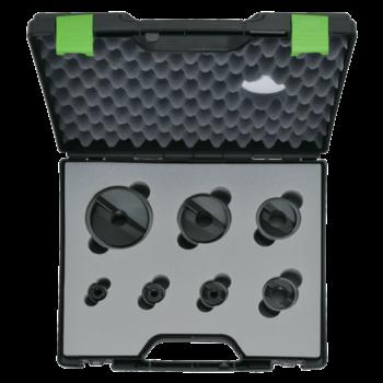 Slug Buster® Spalt-Blechlocher-Satz ISO 16 - 63
