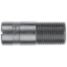 Adapter 19.0 x 48 mm with internal thread 9,5 mm