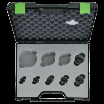 Slug Buster® Spalt-Blechlocher-Satz PG 9 - 21, 30,5 mm