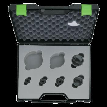 Slug Buster® Spalt-Blechlocher-Satz ISO 16 - 40