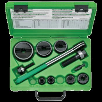 Juego de punzones Slug Buster® para ISO 16 - 63