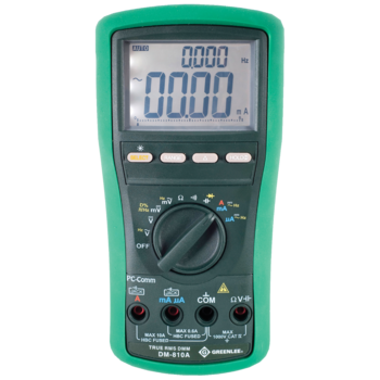 DM-810A Digital multimeter, True RMS