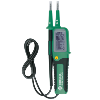 GT-85NE Bipolar voltage tester with LCD display