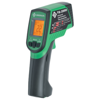 TG-2000 Dual Laser Infrarot-Thermometer