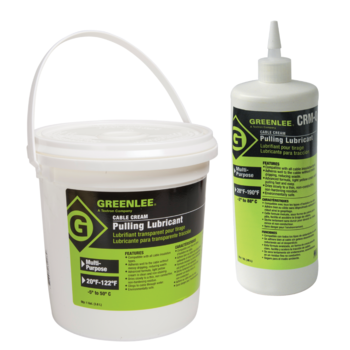 Cable Cream™ cable puller lubricant