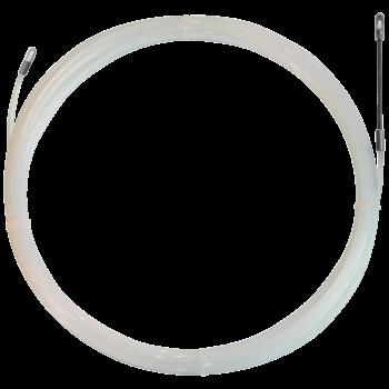 Alambre guía de nailon, 4 mm de diámetro
