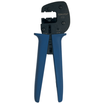 K 50 Crimping tool for interchangeable crimping dies