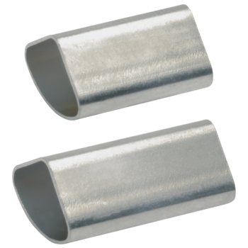 Sleeves for sector shaped conductors, 4-core cable, Normalausführung
