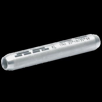Reduzier-Pressverbinder, Al, längsdichte Ausführung