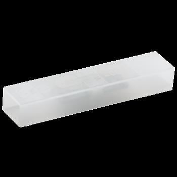 Polyamid-Steckverbinder, Steckerbreite 2,8 und 6,3 mm